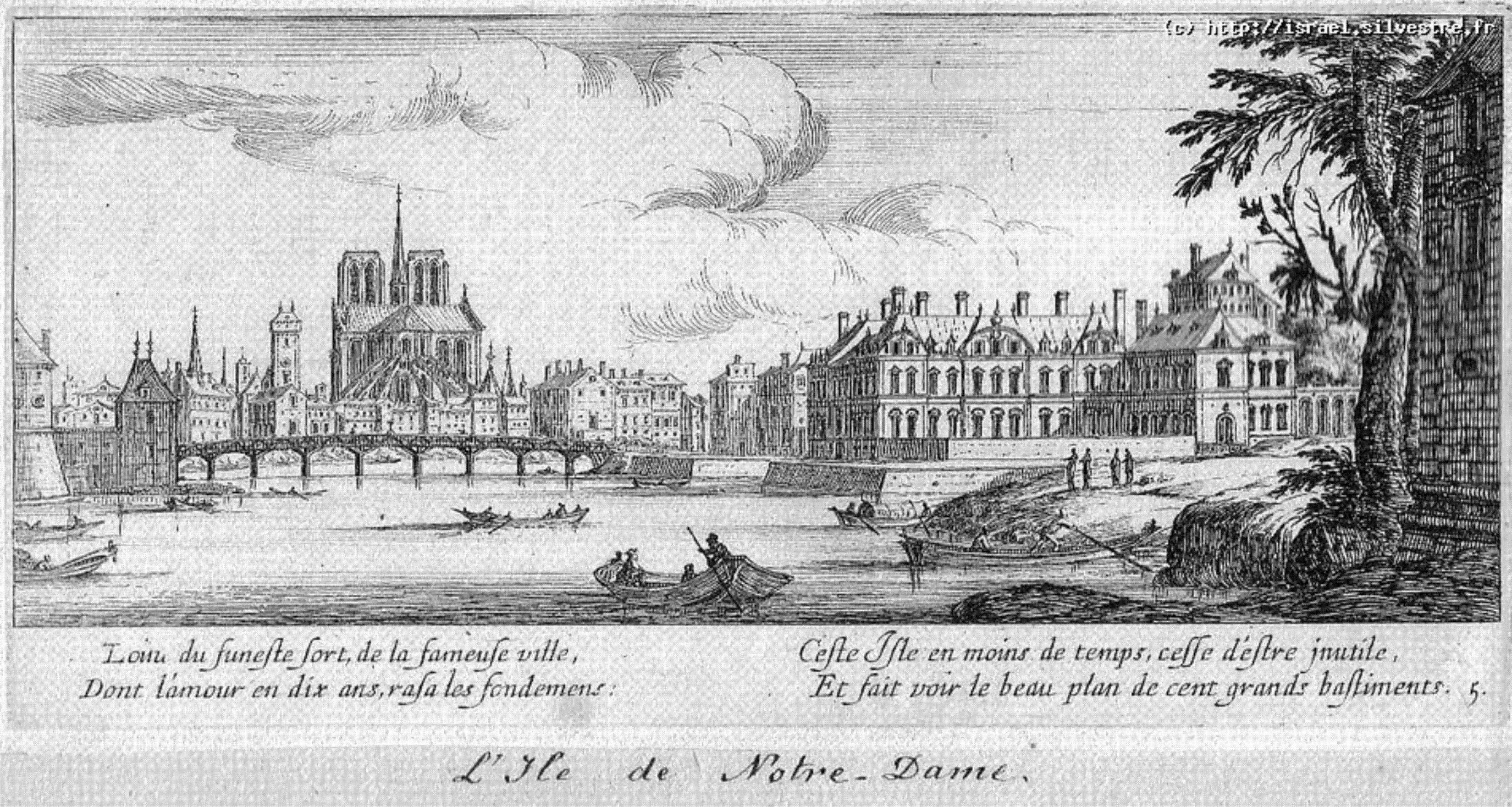 L 39 le saint louis atlas historique de paris - Hotel ile saint louis ...