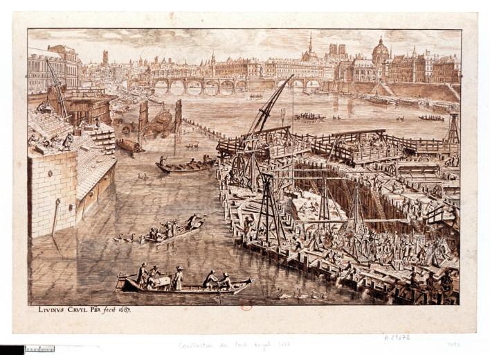 Le faubourg st germain atlas historique de paris for Neuf construction