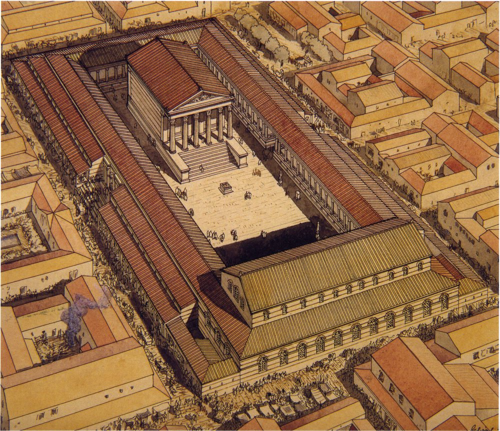 Римский форум Арля